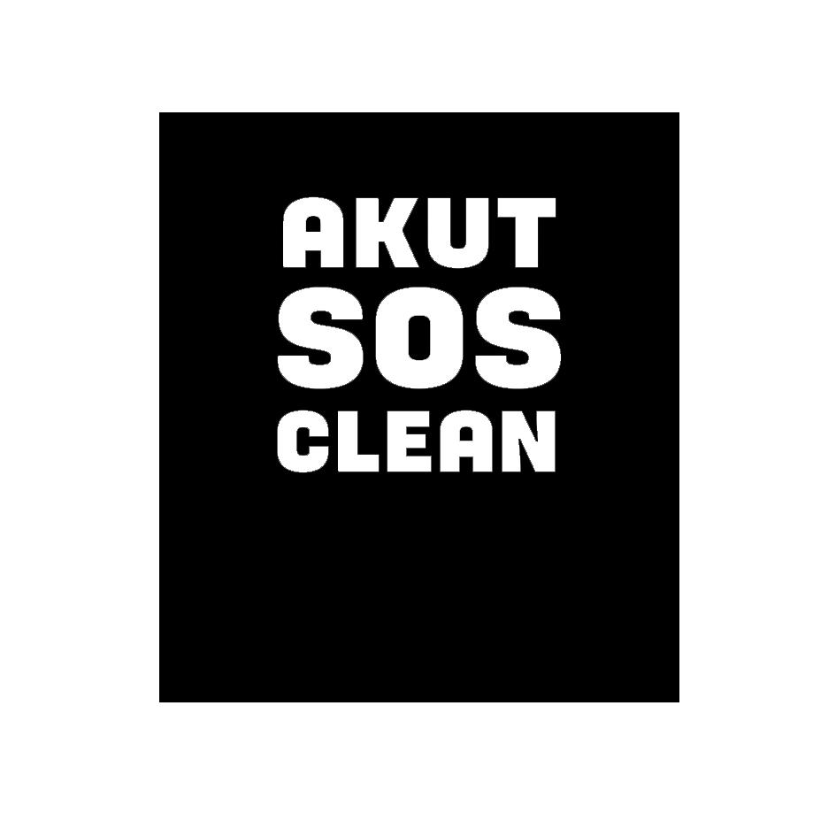 Referenzkunde AKUT SOS CLEAN: Malvega - Agentur für Verpackungsdesign