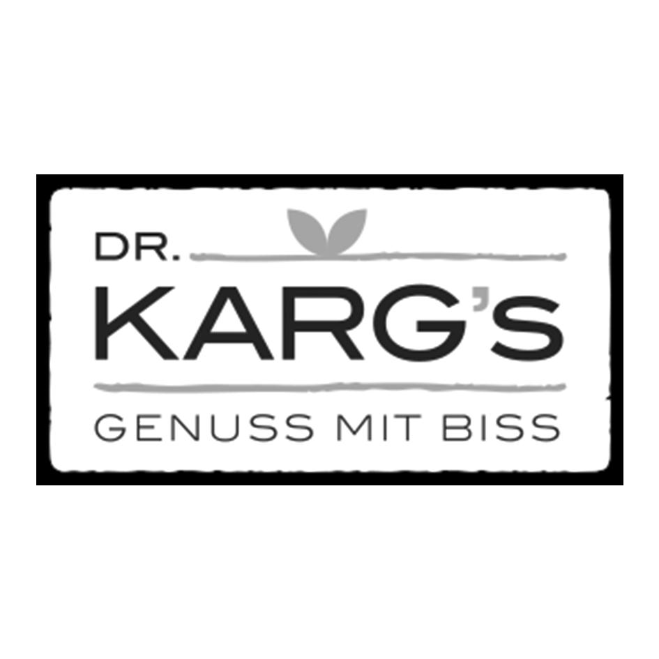 Referenzkunde DR. KARG'S: Malvega - Agentur für Verpackungsdesign
