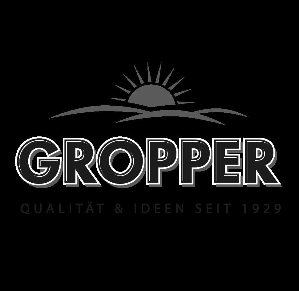 Referenzkunde GROPPER: Malvega - Agentur für Verpackungsdesign