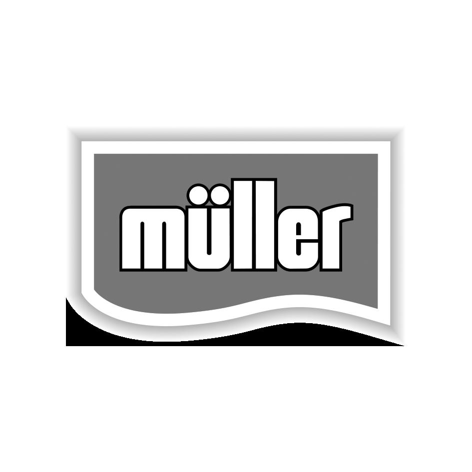 Referenzkunde Müller: Malvega - Agentur für Verpackungsdesign